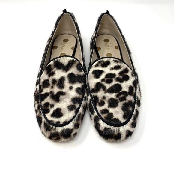 Boden Imogen Cow Hide Loafers Sz 365